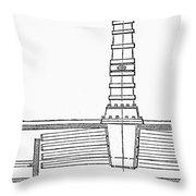 Stevens: Sectional Boiler Throw Pillow