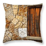 Sticks And Stone Throw Pillow