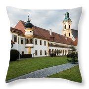 Stift Reichersberg Throw Pillow