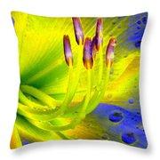 Stigma - Photopower 1157 Throw Pillow