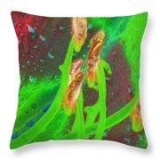 Stigma - Photopower 1161 Throw Pillow