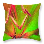 Stigma - Photopower 1180 Throw Pillow