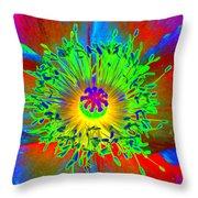 Stigma - Photopower 175 Throw Pillow