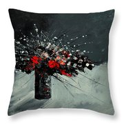 Still Life 5551 Throw Pillow