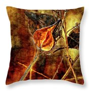 Still Life Study II Throw Pillow