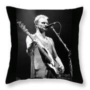 Sting-gp29 Throw Pillow