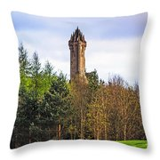 Stirling Spring Throw Pillow