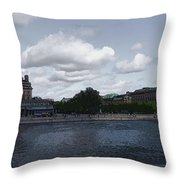 Stockholm Graphic Throw Pillow