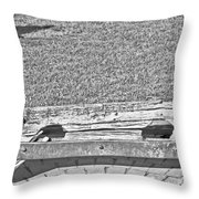 Stocks Of Stow On The Wold Throw Pillow