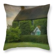 Stodmarsh House Throw Pillow