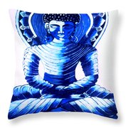 Stoic Throw Pillow