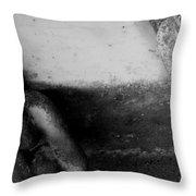 Stone Chains Throw Pillow