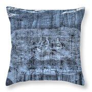 Stone Mountain - 1 Throw Pillow