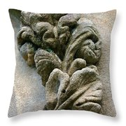 Stone Ornament 2 Throw Pillow