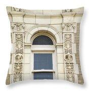 Stone Window Throw Pillow