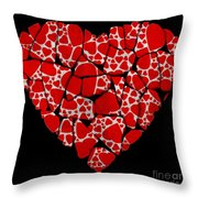 Stoned In Love Throw Pillow
