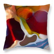 Stoned Throw Pillow by Omaste Witkowski