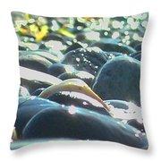 Stones 4 Throw Pillow