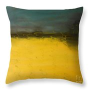 Stop And Breathe Throw Pillow