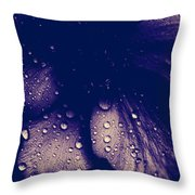 Stop The Fall  Throw Pillow