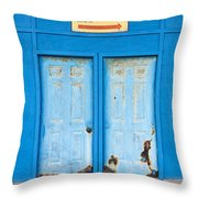 Stores For Rent Salsibury Beach Ma Throw Pillow