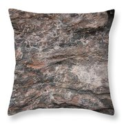 Stories In The Sandstone Throw Pillow