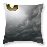 Storm Clouds 2am-113933 Throw Pillow