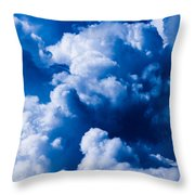 Storm Is Coming - Featured 3 Throw Pillow