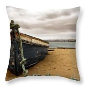 Storm Is Comming Throw Pillow