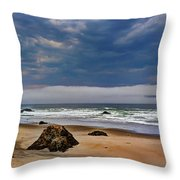 Stormy Skies Throw Pillow