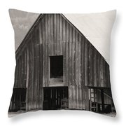 Story Of The Barn Throw Pillow