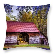 Storybook Farms Throw Pillow