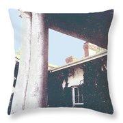 Stovall Plantation Throw Pillow