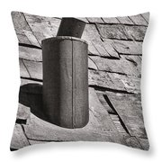 Stove Pipe Throw Pillow