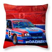 Stp Commodore Throw Pillow
