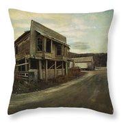 Straits Auction House Throw Pillow