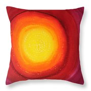 Strange Attractor Original Painting Sold Throw Pillow