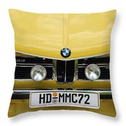 Strange Bavarian Throw Pillow