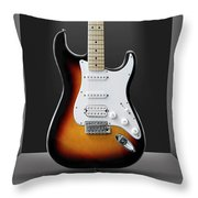 A Classic In A Box Throw Pillow