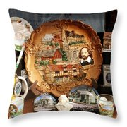 Stratford Souveniers Throw Pillow