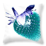 Strawberry Throw Pillow
