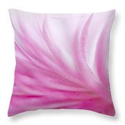 Strawflower Impression #3 Throw Pillow