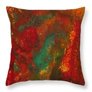 Streak   Throw Pillow