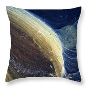Stream Astronomy 1 Throw Pillow