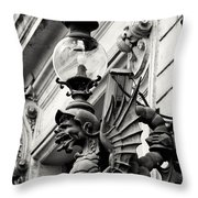 Street Art Roman Style By Zina Zinchik Throw Pillow