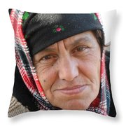 Street People - A Touch Of Humanity 20 Throw Pillow