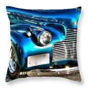 Street Rod Throw Pillow