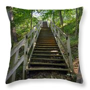 Stress Test Throw Pillow