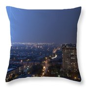 Strike It... Throw Pillow