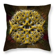 String Thingy 1 Throw Pillow